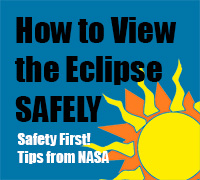 Eclipse Safety & Viewing Tips